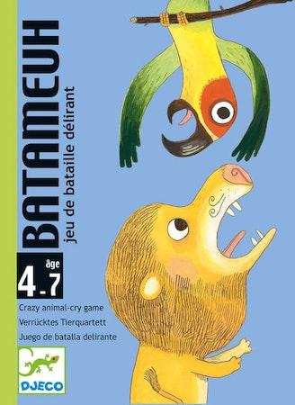 Batameuh - Spelet där du ska låta som ett djur