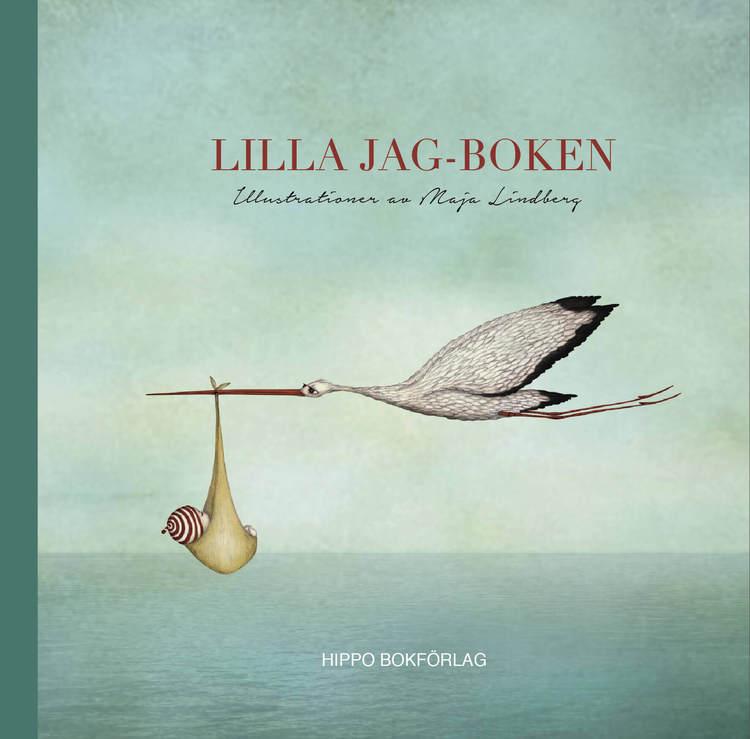 Lilla jag-boken - Fyll i bok om barnets första år