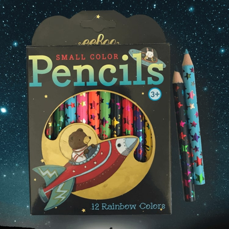 Vackra små pennor från EeBoo