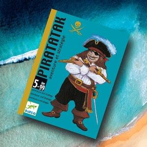 Piratatak - Bygg ditt skepp fortast! från Djeco
