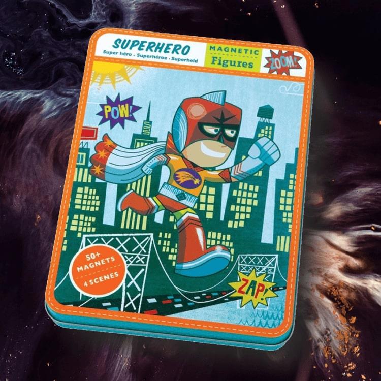 Superhjälte från Mudpuppy