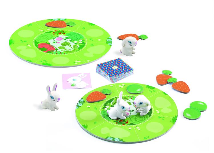 Spel för de minsta (Little collect) från Djeco