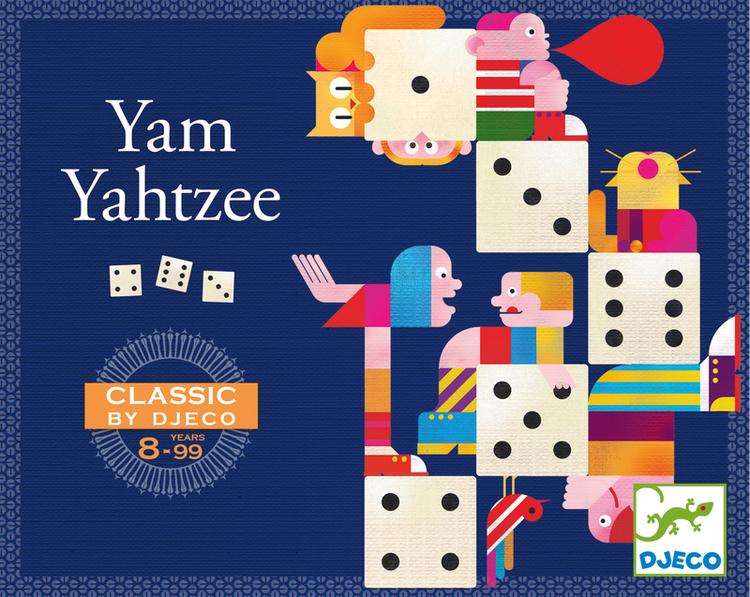 Yatzy från Djeco