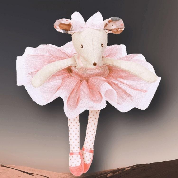 Mus ballerina 'Il Était Une Fois' från Moulin Roty