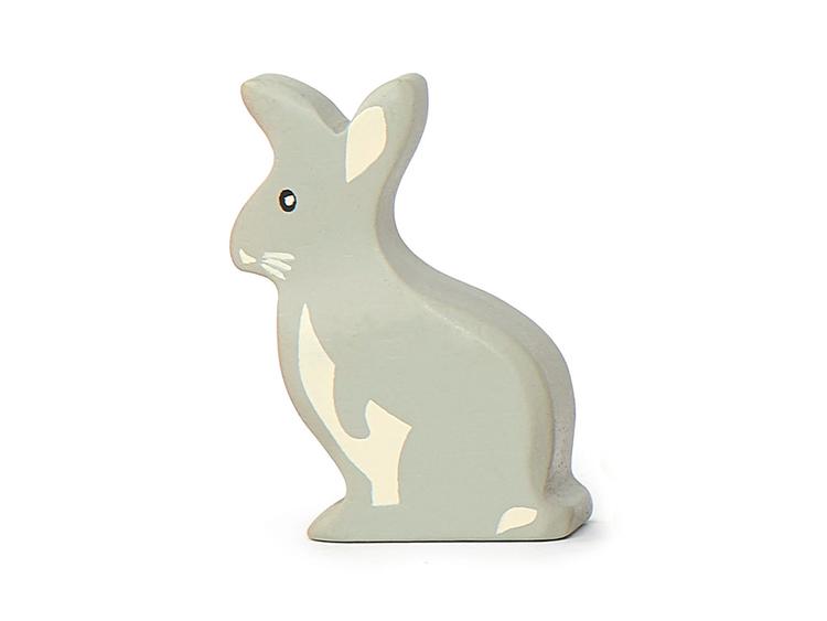 Vacker kanin i trä från Tender Leaf Toys