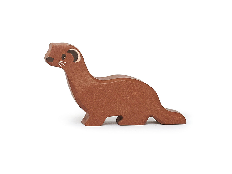 Vacker vessla i trä från Tender Leaf Toys