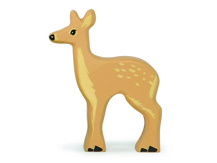 Vackert rådjur i trä från Tender Leaf Toys