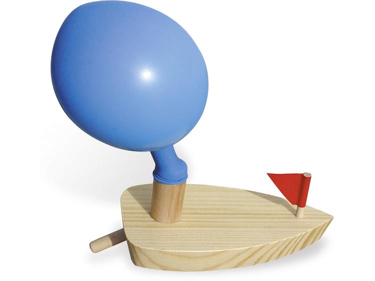 Båt med ballongdrift från Vilac
