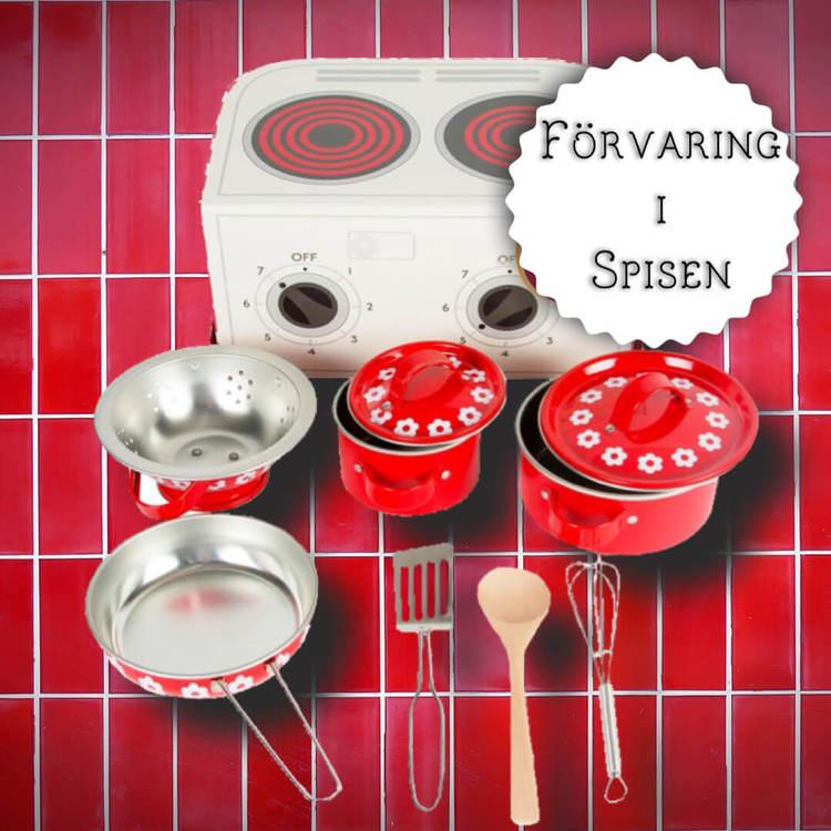 Kök - Tar minimalt med plats och innehåller massor av tillbehör
