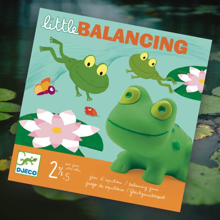 Spel för de minsta (Balancing) från Djeco