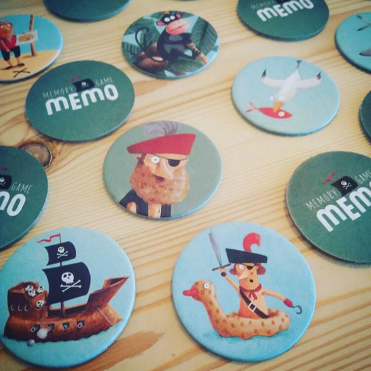 Piratmemory