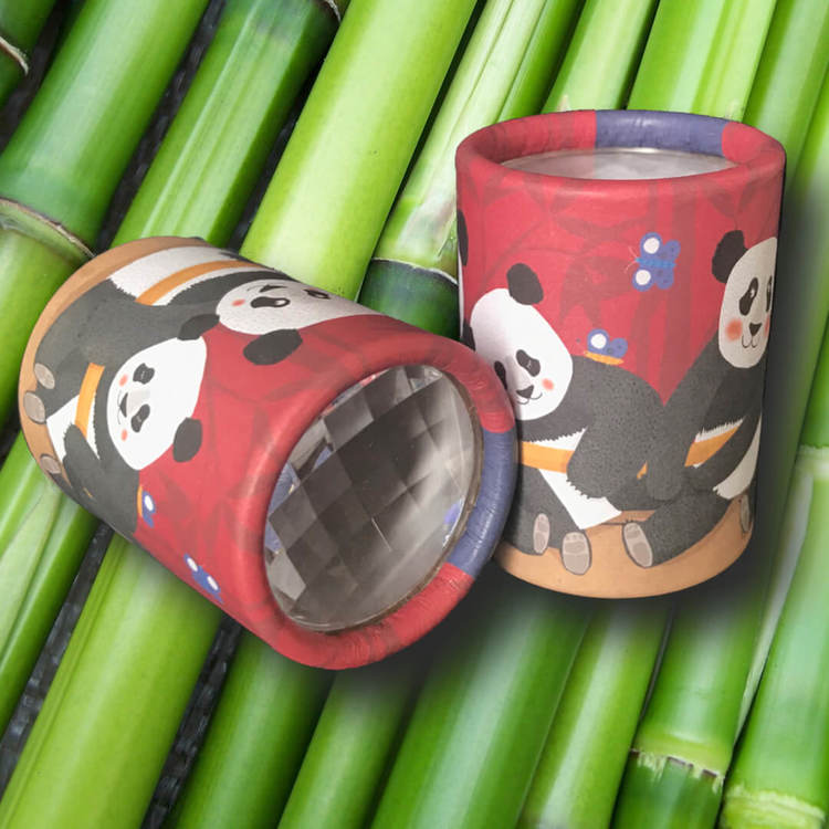 Oktaskop - Panda