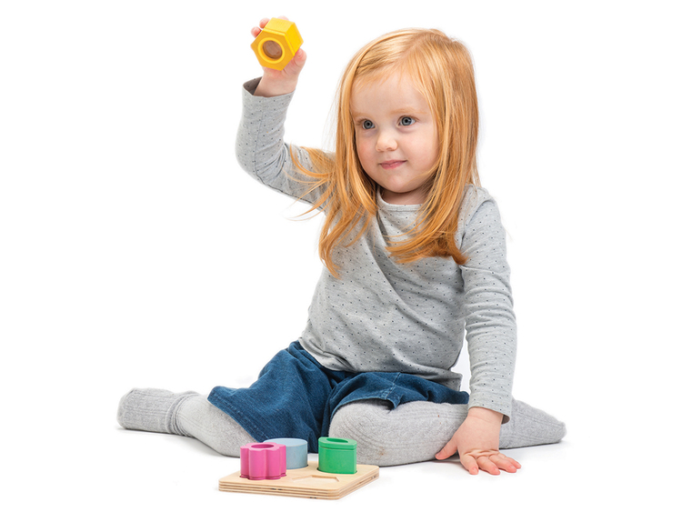 Tender Leaf Toys - Tittbricka - se världen på olika sätt genom speglar