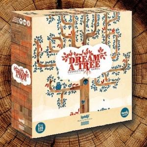 Drömträdet (Pocketversion) - Ett samarbetsspel eller pussel för hela familjen