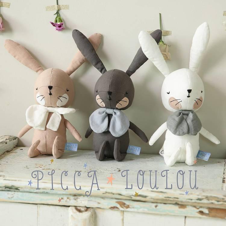 Picca Loulou Rabbit - Rosa