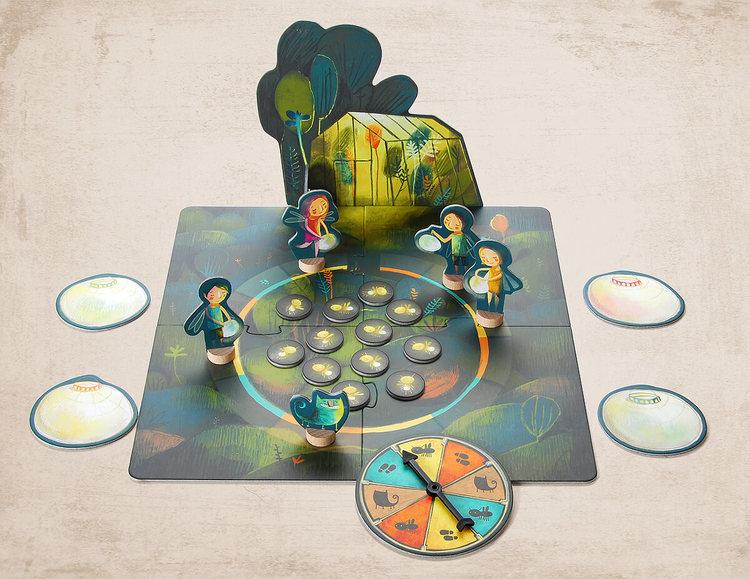 Glashuset - Ett vackert spel från Marbushka