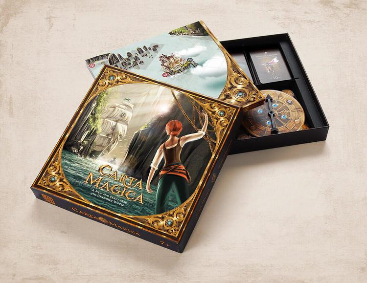 Carta Magica - Spel för hela familjen
