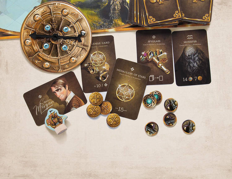 Carta Magica - Vackert spel för hela familjen