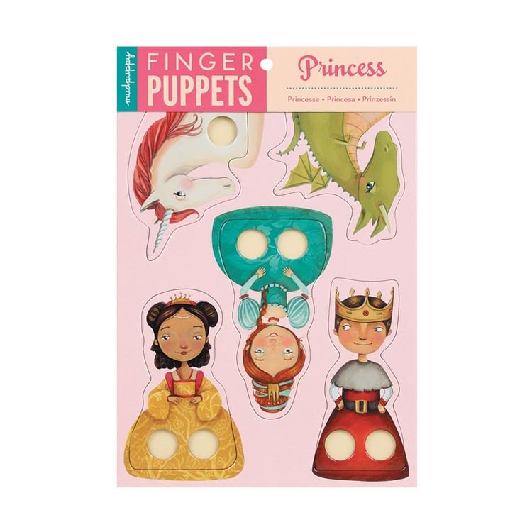 Fina fingerdockor från Mudpuppy