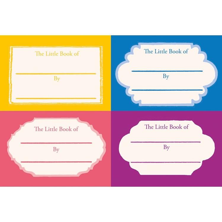 Fina anteckningsböcker där du skriver din egen berättelse från eeBoo