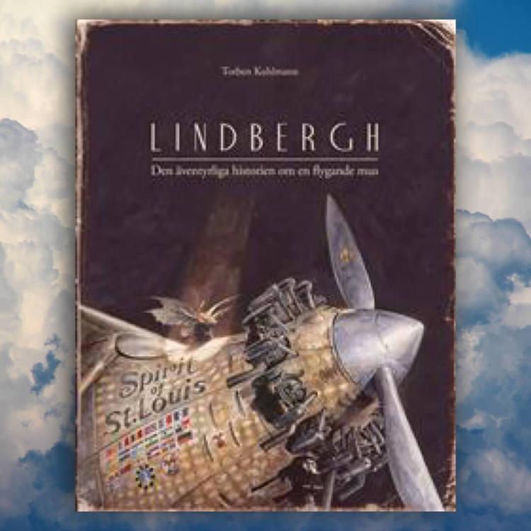 Lindbergh - en äventyrlig berättelse om en flygande mus