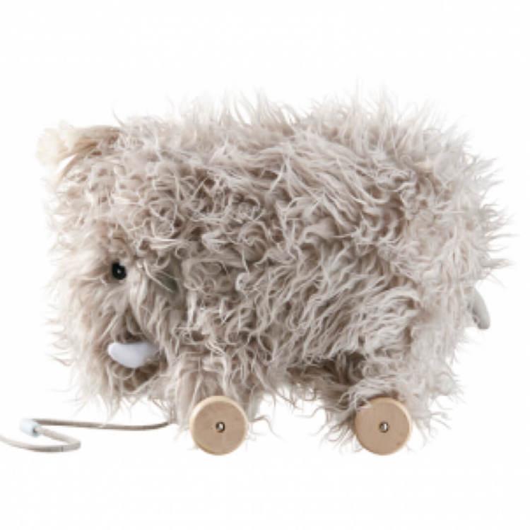 Dragdjur - Mammut