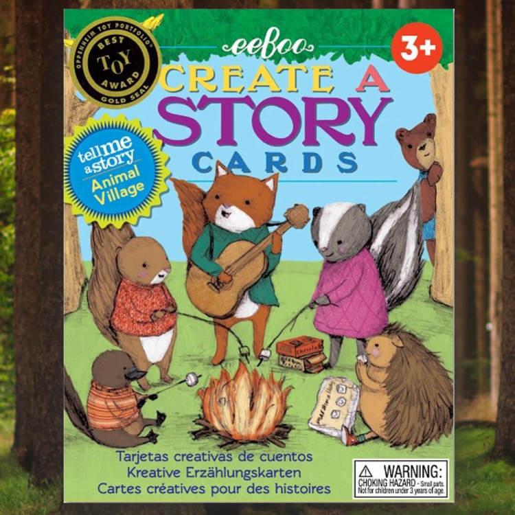 Berätta en saga - Ett spel om att skapa din egen berättelse
