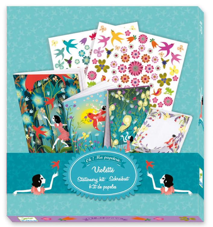 Ett vackert kit för dina hemligheter - Violette