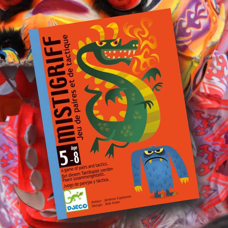 Mistigriff- kortspel från Djeco
