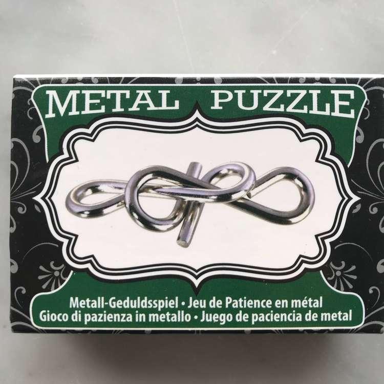 Minikluringar i metall - Tankenötter, massor att välja bland