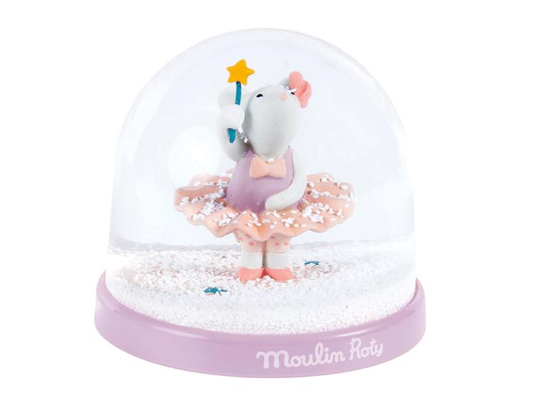 Snöglob Mus 'Il Etait Une Fois' från Moulin Roty
