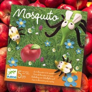 Mosquito - Spelet där det gäller att vara snabb!
