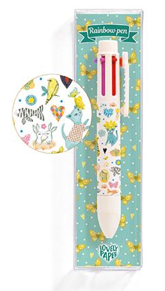 Pennor med olika färger - flera fina varianter att välja mellan