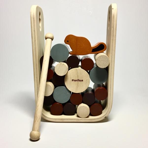 Timber Tumble från PlanToys