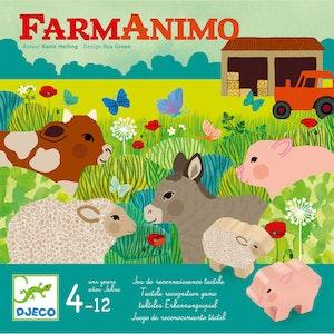 FarmAnimo - Samarbetsspel från Djeco