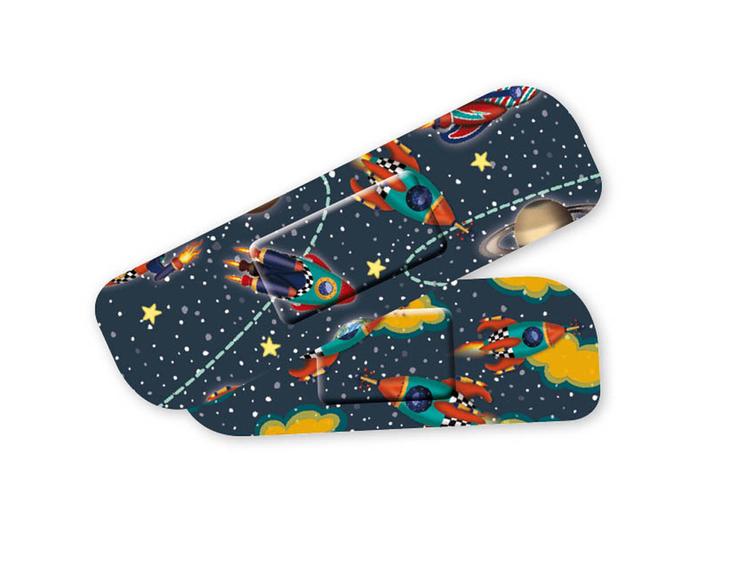 Barnplåster rymden - Fraktfritt
