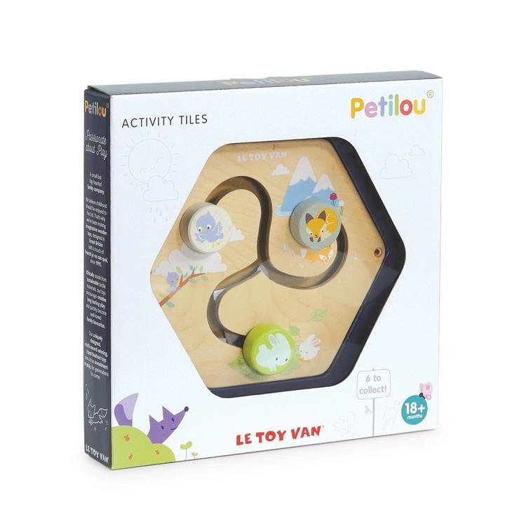 Aktivitetsleksak för de minsta barnen från Le Toy Van
