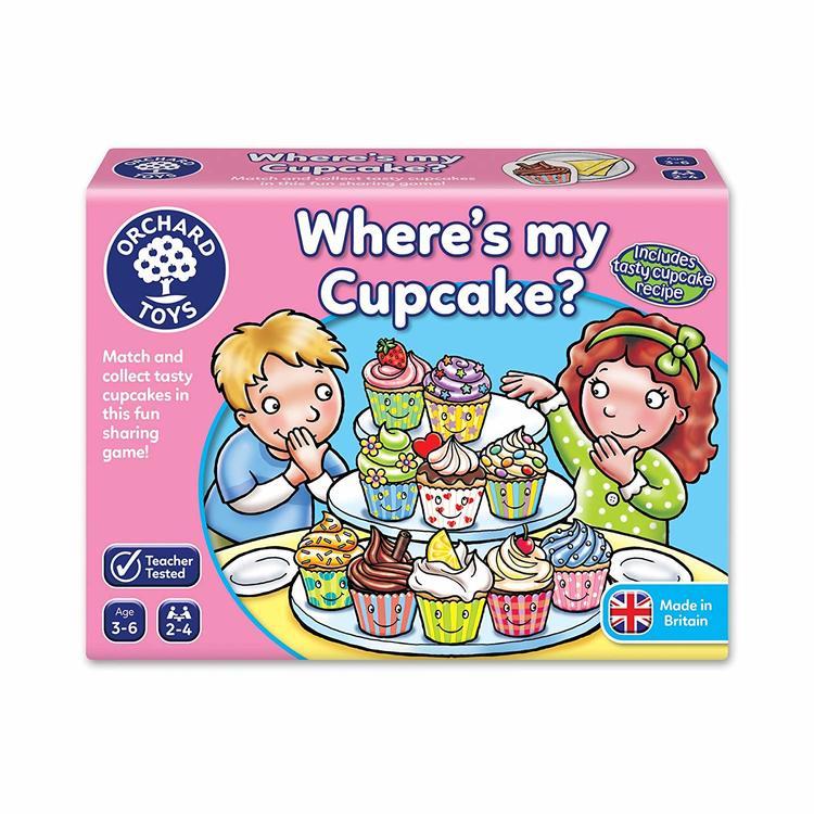 Var är min muffins?