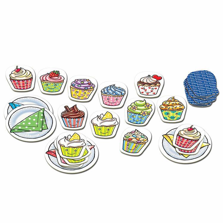 Var är min muffins? barnspel från Orchard Toys
