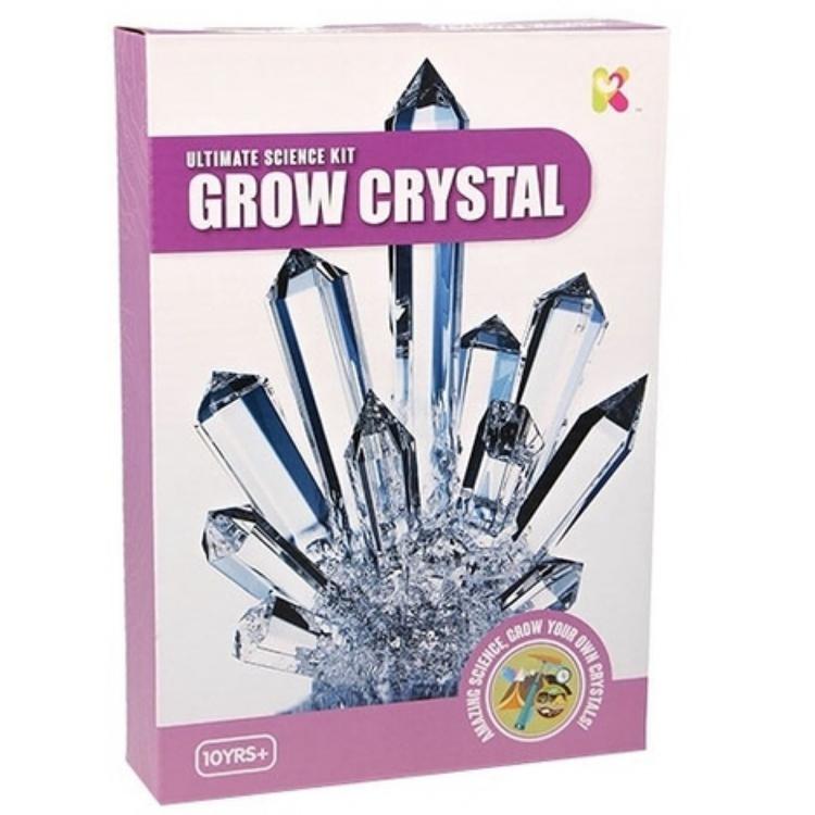 Odla egna kristaller