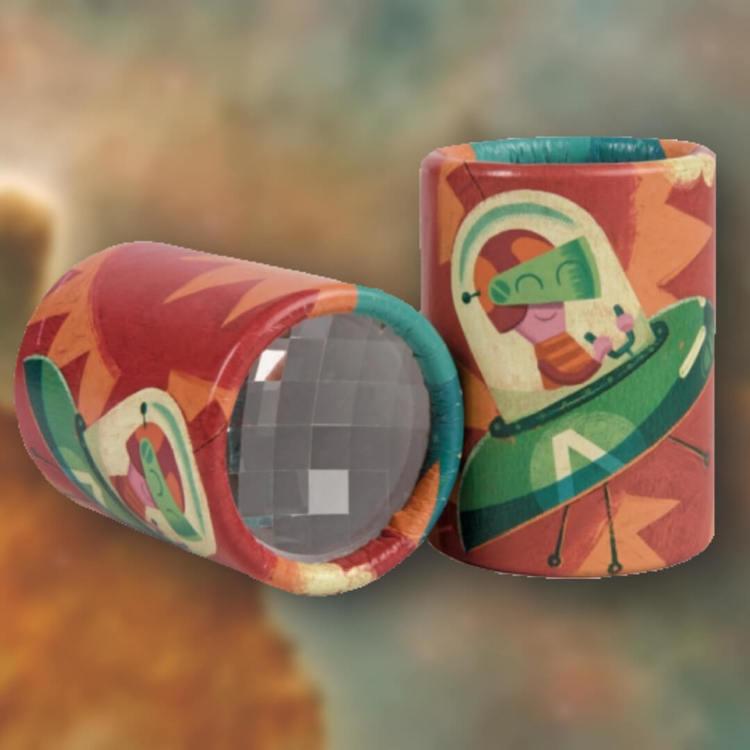 Oktaskop - UFO