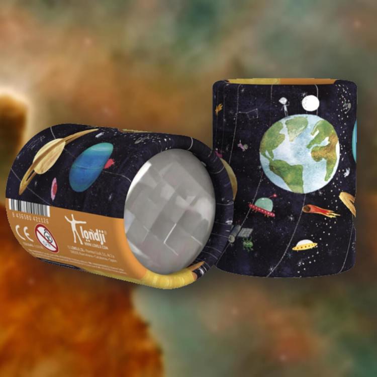 Oktaskop - Solsystemet