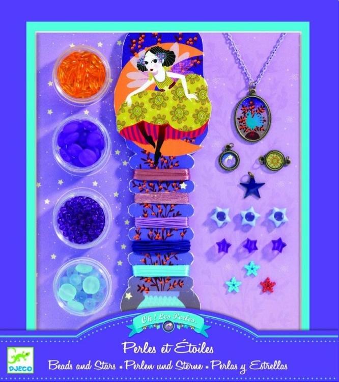 Gör dina egna smycken - Stjärnor