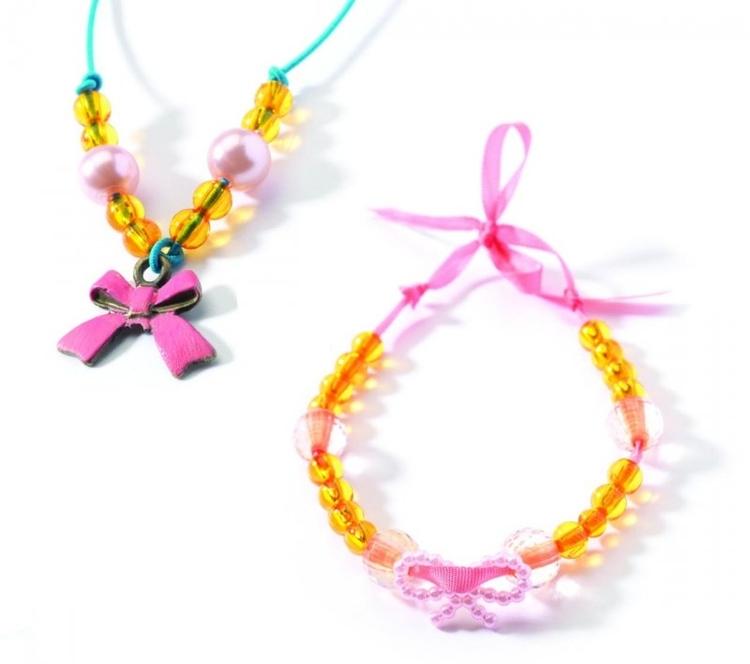 Gör dina egna smycken - Pärlor