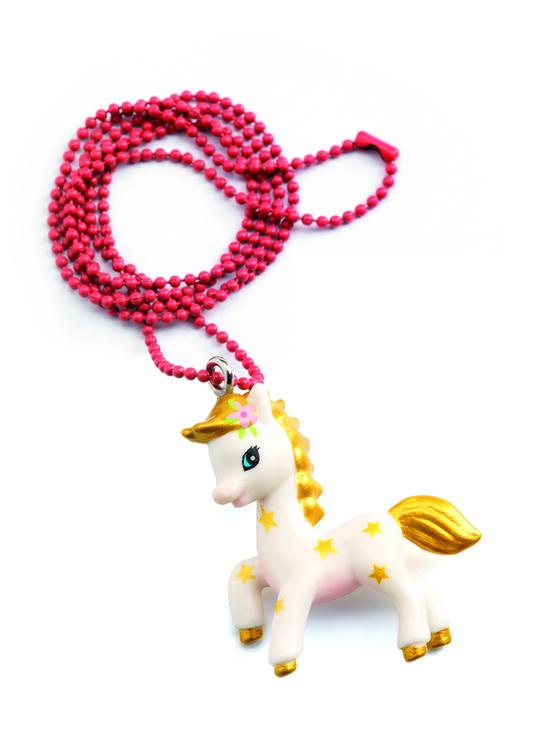 Fint litet halsband - Ponny