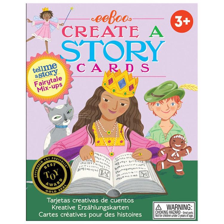 Berätta en saga - Ett spel om att skapa din egen berättelse (Sagoblandning)