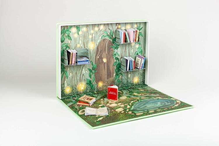 Älvor - Bygg ditt eget älvbibliotek