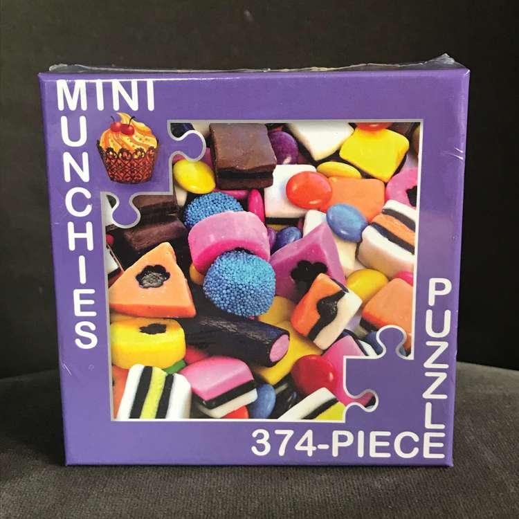 Minipussel 375 bitar godis engelsk konfekt