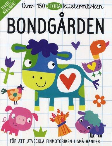 Pysselbok för de mindre barnen - Bondgård