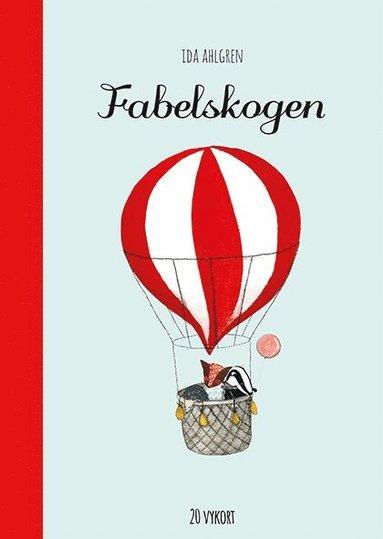 Fabelskogen - 20 vackra vykort